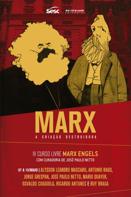 Ivana Jinkings (Coord.) – Marx: A Criação Destruidora (Curso De Introdução À Obra De Slavoj Žižek)