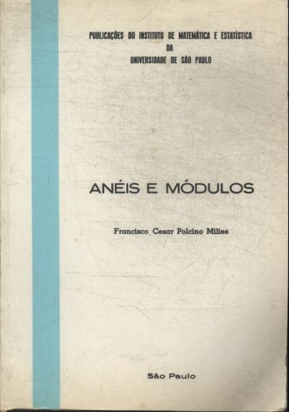 Francisco csar polcino anis e mdulosmatemticaebook francisco csar polcino anis e mdulos fandeluxe Choice Image