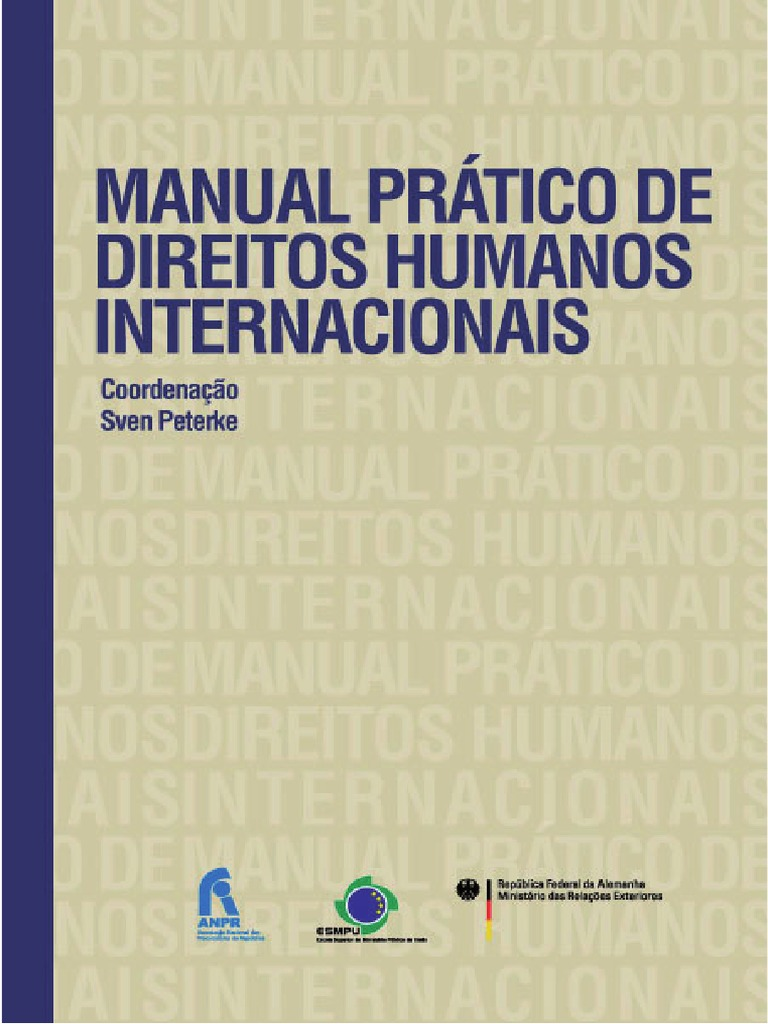 Centro de Direitos Humanos - Pags 001 a 648 final