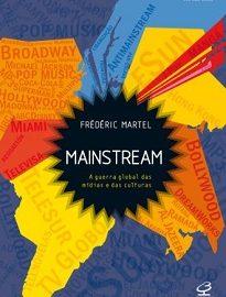 O livro Mainstream é resultado de uma vasta pesquisa de campo conduzida por Frédéric Martel em 30 países durante cinco anos.
