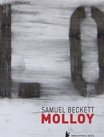 """Molloy, que, junto com Malone Morre e O Inominável, compõe a """"trilogia do pós-guerra"""", marca a estreia de Samuel Beckett como escritor em língua francesa."""