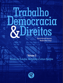 Trabalho, Democracia E Direitos Vol. II é dedicado a pesquisas históricas recentes envolvendo os temas da identidade e da cultura operária.
