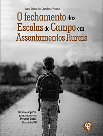 Este livro, de Anna Thércia De Amorim, retrata sobre a educação do campo, mais precisamente sobre a educação nos assentamentos rurais.