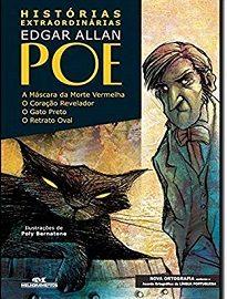 Com ilustrações de Poly Bernatene, Histórias Extraordinárias reúne quatro dos mais conhecidos e intrigantes contos do grande mestre da literatura universal.