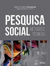 Pesquisa Social é uma obra clássica que reúne os mais importantes métodos de pesquisa. Trata-se de um texto objetivo e introdutório.