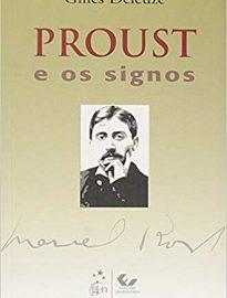 Em Proust E Os Signos, Deleuze interpreta À La Recherche Du Temps Perdu – obra que revolucionou as leis do romance por sua estrutura fragmentada.