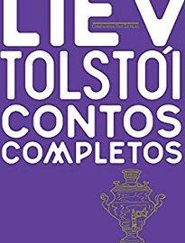 Contos Completos abrange todos os contos de Tolstói — com exceção dos relatos inacabados e dos textos de maior fôlego, que podem ser classificados como novelas