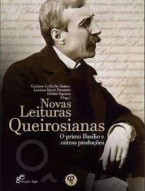 Novas Leituras Queirosianas é dividida em dois blocos, o primeiro voltado ao estudo de O Primo Basílio e o segundo voltado a outras obras.